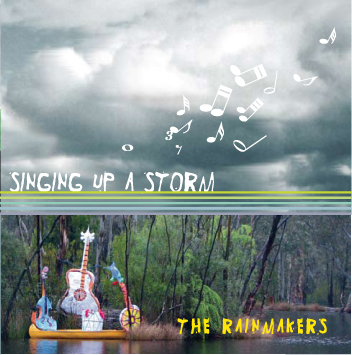 Singing Up a Storm CD cover